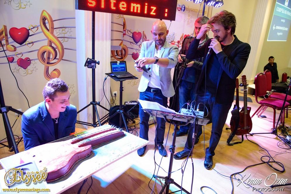 Concert de Orhan Ölmez - 02 Mai 2014 - Elysée Mariage