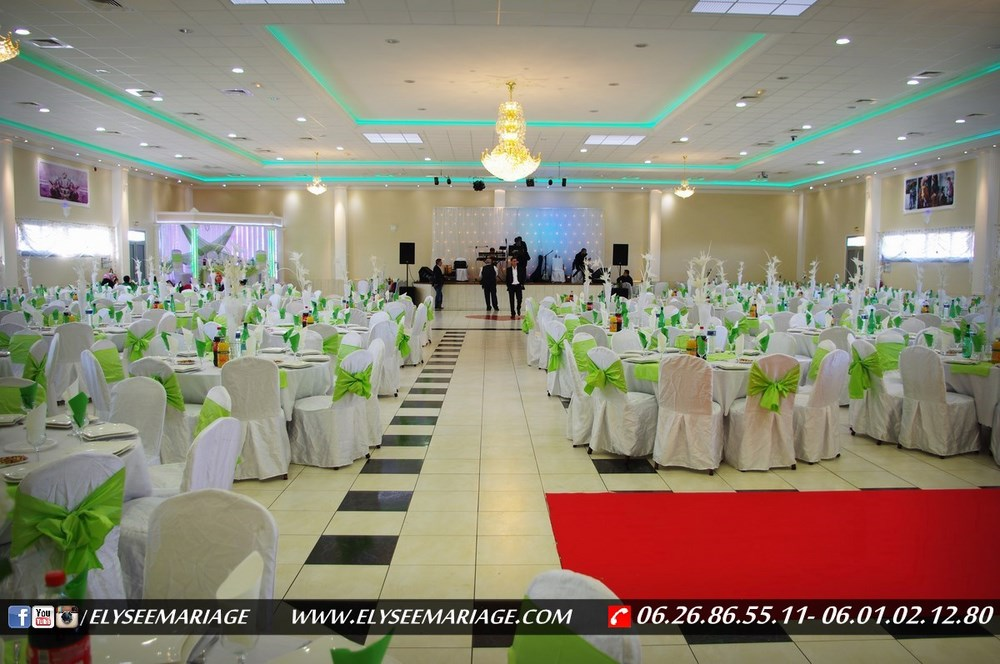 salle de mariage ile de france k kub 2017